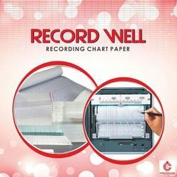 Record Well Recording Chart Paper
