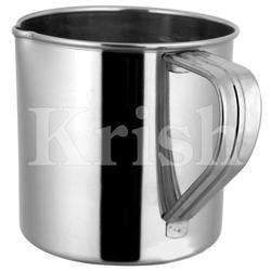 Stainless Steel Regular Mugs