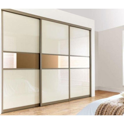 century wooden metal slided wardrobe rs 1300 square feet