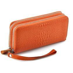 Orange Busta Trendy Ladies Wallet