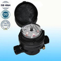 Domestic Single Jet Water Meter