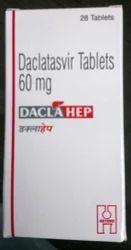 Daclatasvir 60 Mg Tablet
