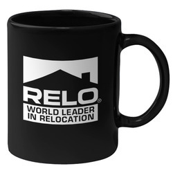 Promotional Black Magic Mugs For Business Gift, Size: 95 X 80 mm