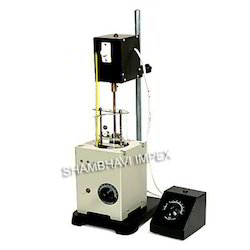Ring And Ball Apparatus Dimensions Arham Scientific Co Oil