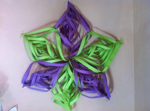Paper Crafts For Wall Decoration Kagaz Ke Crafts Hiranya