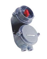 Flameproof On- Off Rotary Switch