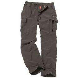 Not Sure Military Grey Men''S Cargo Pant