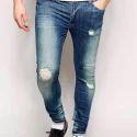 West Hill Damages Jeans