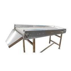 De-Oiling Wire Mesh Conveyor