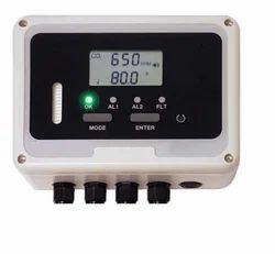 Dual O2/CO2 Monitor