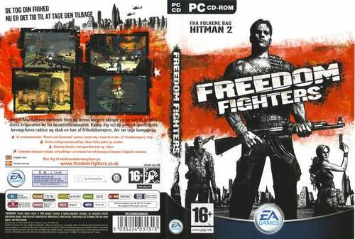 Freedom Fighters Pc Game Playstations Video Arcade Games Mad