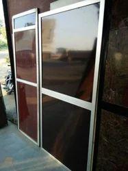 Aluminium Door In Nagpur एल्यूमिनियम का दरवाजा नागपुर