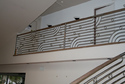 Architectural Interior Stainless Steel Hand Railing