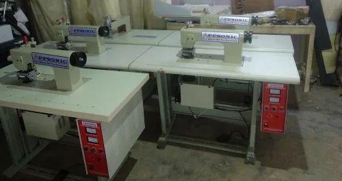 Appsonic Ultrasonic Lace Sewing Machine