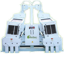 Double Body Paddy Separator