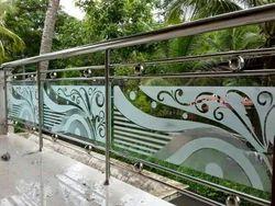 Bar Balcony Railing
