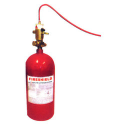 Automatic Fire Suppression System, for Commercial