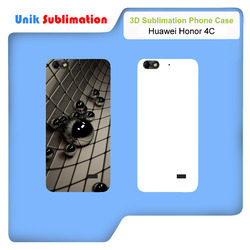 3D Sublimation Mobile Case Cover For Huawei Honor 4c