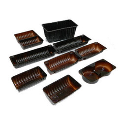 Vinpac Brown Thermoforming Trays, Size: 20 X 30 Mm
