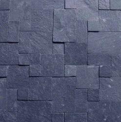 Black Stone Roman Mosaic Tiles