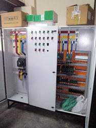 Schneider 3 Phase MCC Panel for Process Plant, 440VAC, IP Rating: ip42