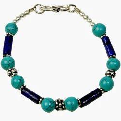 Classy Turquoise Cute Brass Bracelet 108