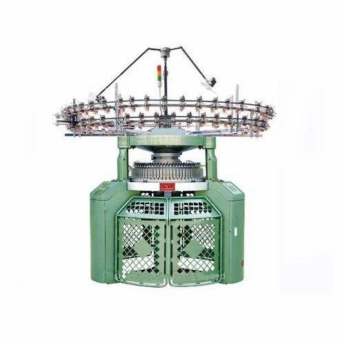 Baiyuan Circular Knitting Machine At Rs 500000 Piece New Textile