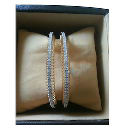 Latest Diamond Bangles