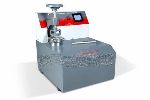 Packaging Testing Instruments - Digital Paper Bursting