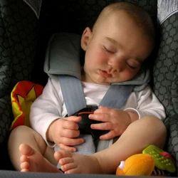 Child Car Safety Belt