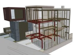 2d Drafting And Detailing : Structural 2d drafting service in india