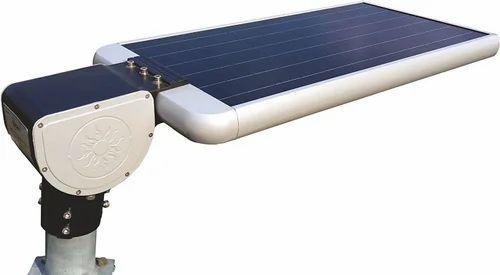 Aluminium Rheo Smart Solar Street Light - 15 W, Cygni Energy Private  Limited   ID: 13946683612