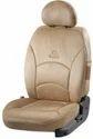 Elegant Super Suede Car Seat Cover Beige