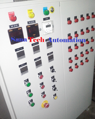 Control Panel - PLC Automation Panel Manufacturer from Mumbai