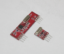 434 Mhz ASK RF Transmitter & Receiver Pair