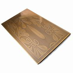 Metal Etching Services In India