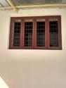 Teak Standard Gi Steel Window