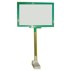 Green Frame with Standard Magnet