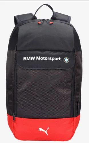 BMW Motorsport Unisex Backpack at Rs 3999  unit   Sadar   Nagpur ... 293f8857e9