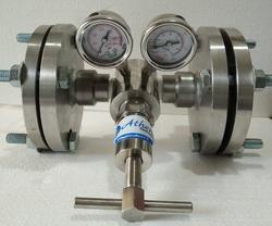Line High Pressure Gas Regulators