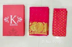 Catalogue Chiffon Zari Saree