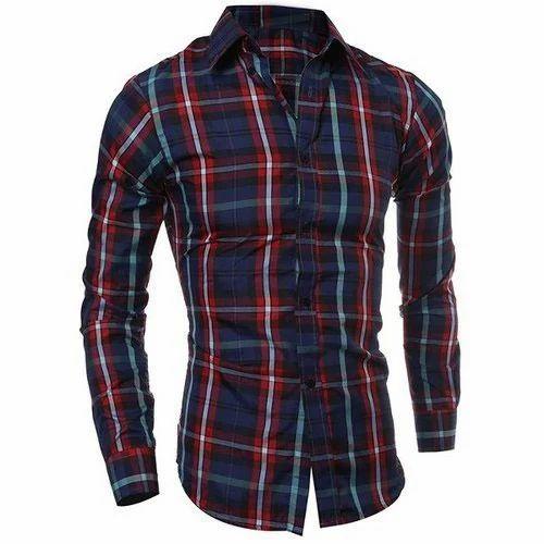 af5af8cf Cotton Checked Boy Checkered Shirt, Rs 250 /piece, Kismat Collection ...