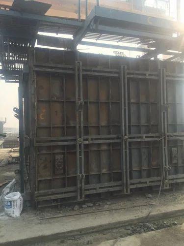 PCC Box Culvert Shuttering, Bridge Shuttering | Riico