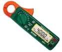 Mini Clamp Meter Voltage Detector