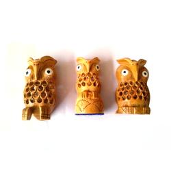 Owl Sculpture