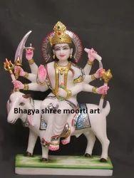 marble Hindu God Statue