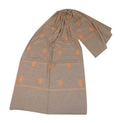 Pashmina (Cashmere) Booti Embroidery Scarves