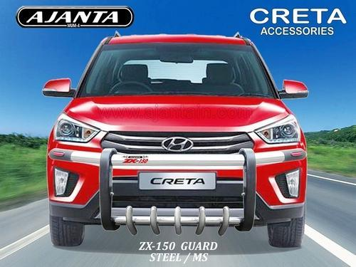 Bumper Guard For Suv >> Car Front Guard For Creta Accessories Ajanta At Rs 6500 Piece S