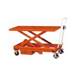 Manual Electric Large Lift Table