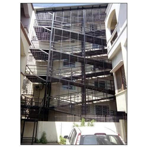 Fire Escape Staircase